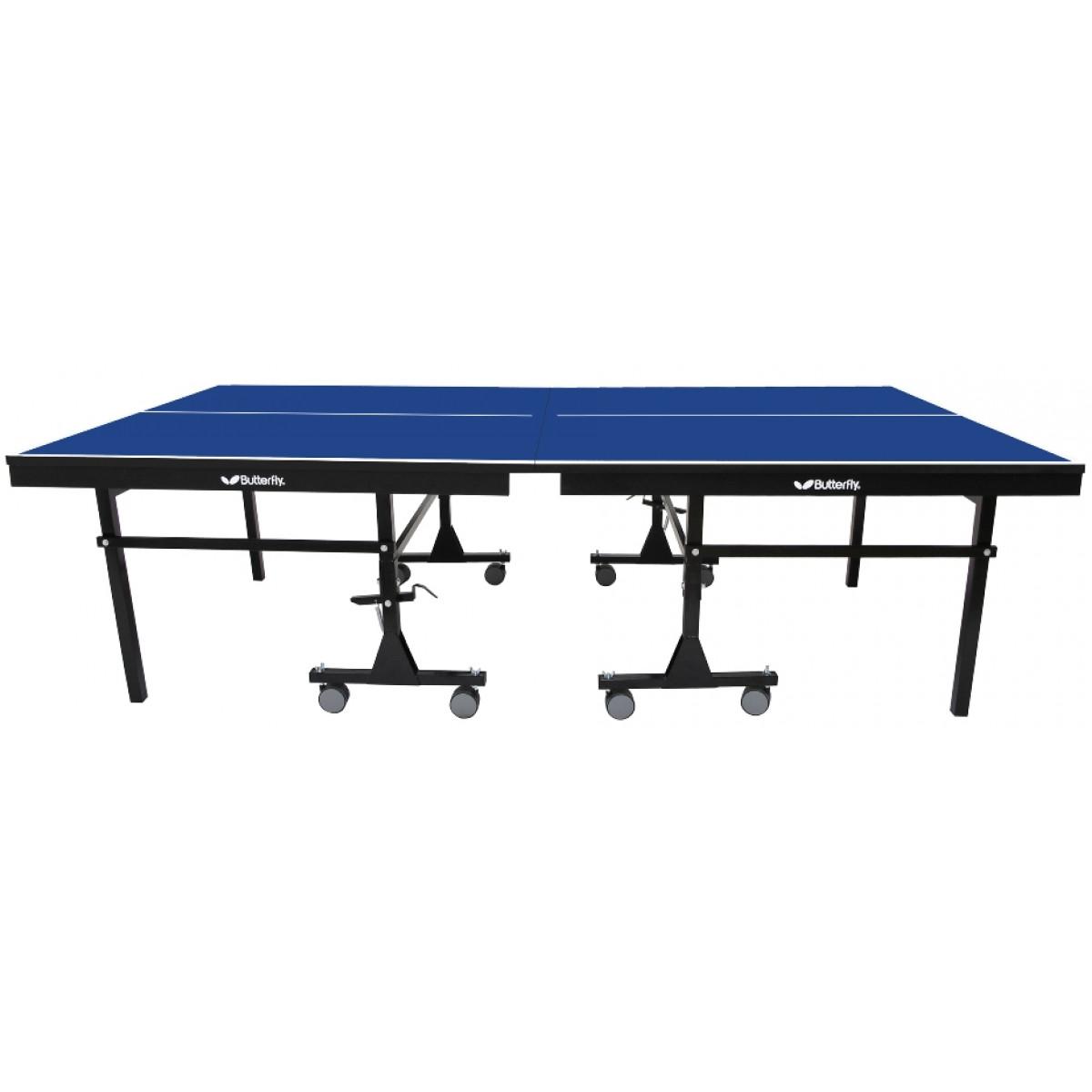 Mesa para t nis de mesa ping pong mdf 25mm c d for Mesa tenis de mesa