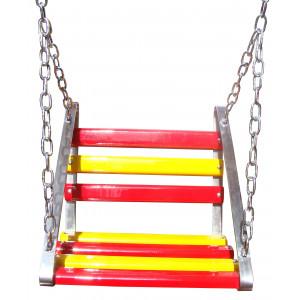 Assento para Balanço - Cadeirinha de Ripa - Cód. 0871-A