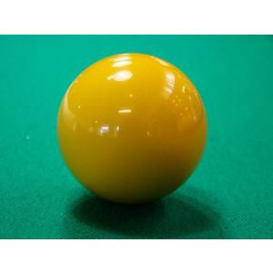 Bola Amarela Avulsa para Sinuca / Bilhar / Snooker - Cód. 1830