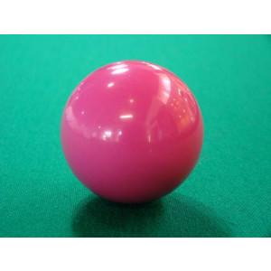 Bola Rosa Avulsa para Sinuca / Bilhar / Snooker - Cód. 1834