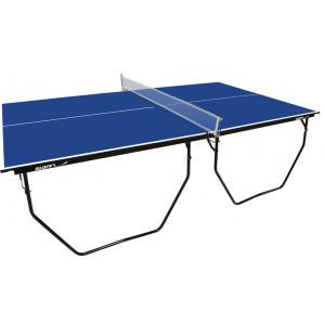 Mesa de Tênis de Mesa / Ping Pong - com Rodízio - MDF 15mm - Cód. 1605162 - PONTA DE ESTOQUE