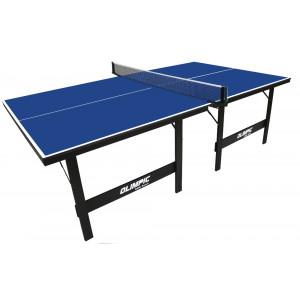 Mesa de Tênis de Mesa / Ping Pong - Olimpic - MDP 15mm - Klopf - Cód. 1013