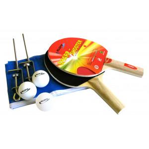 Kit Completo de Tênis de Mesa / Ping Pong - Klopf - Cód. 5030