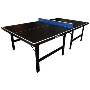 Mesa de Tênis de Mesa / Ping Pong – Black Table - MDP 15mm - Klopf - Cód. 1010