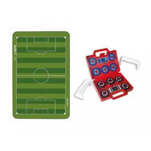 Kit Futebol de Botão - Campo +  Maleta - Cód. 1523