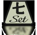 logomarca taco set