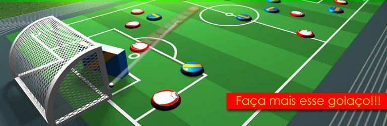 Acessórios de Futebol de Botão