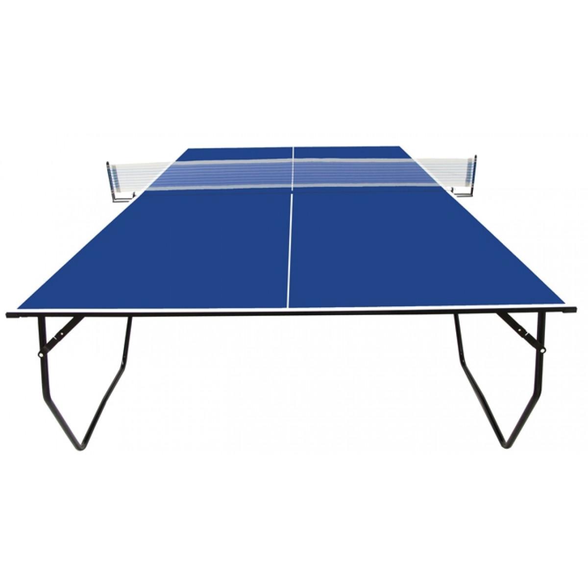 e1ed7bf25 ... Mesa de Tênis de Mesa   Ping Pong - com Rodízio - MDF 15mm - Klopf ...