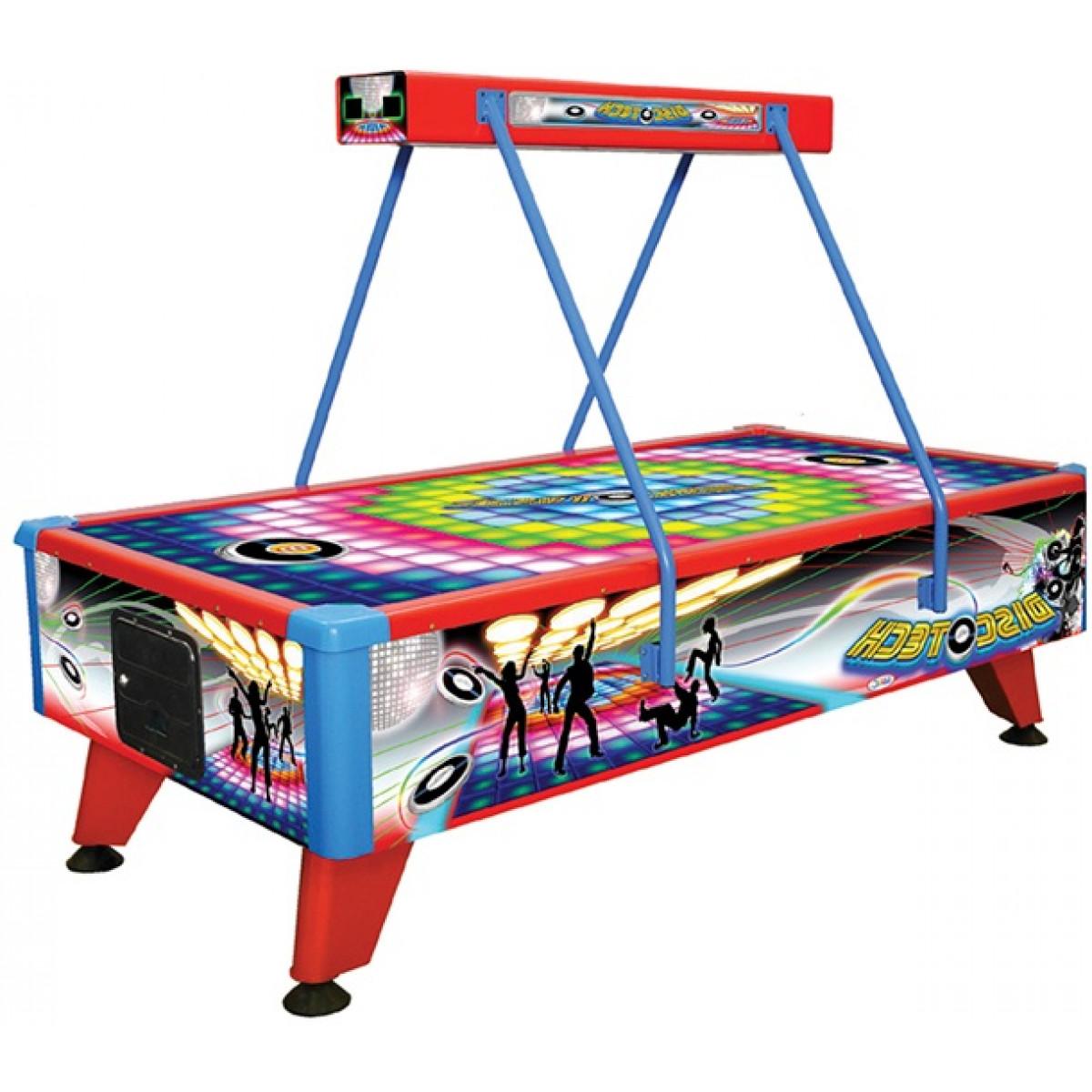 2cde2c6c56 Aero Hockey   Air Game - Disco Tech - Jogos Eletrônicos - Cód. 1429 ...