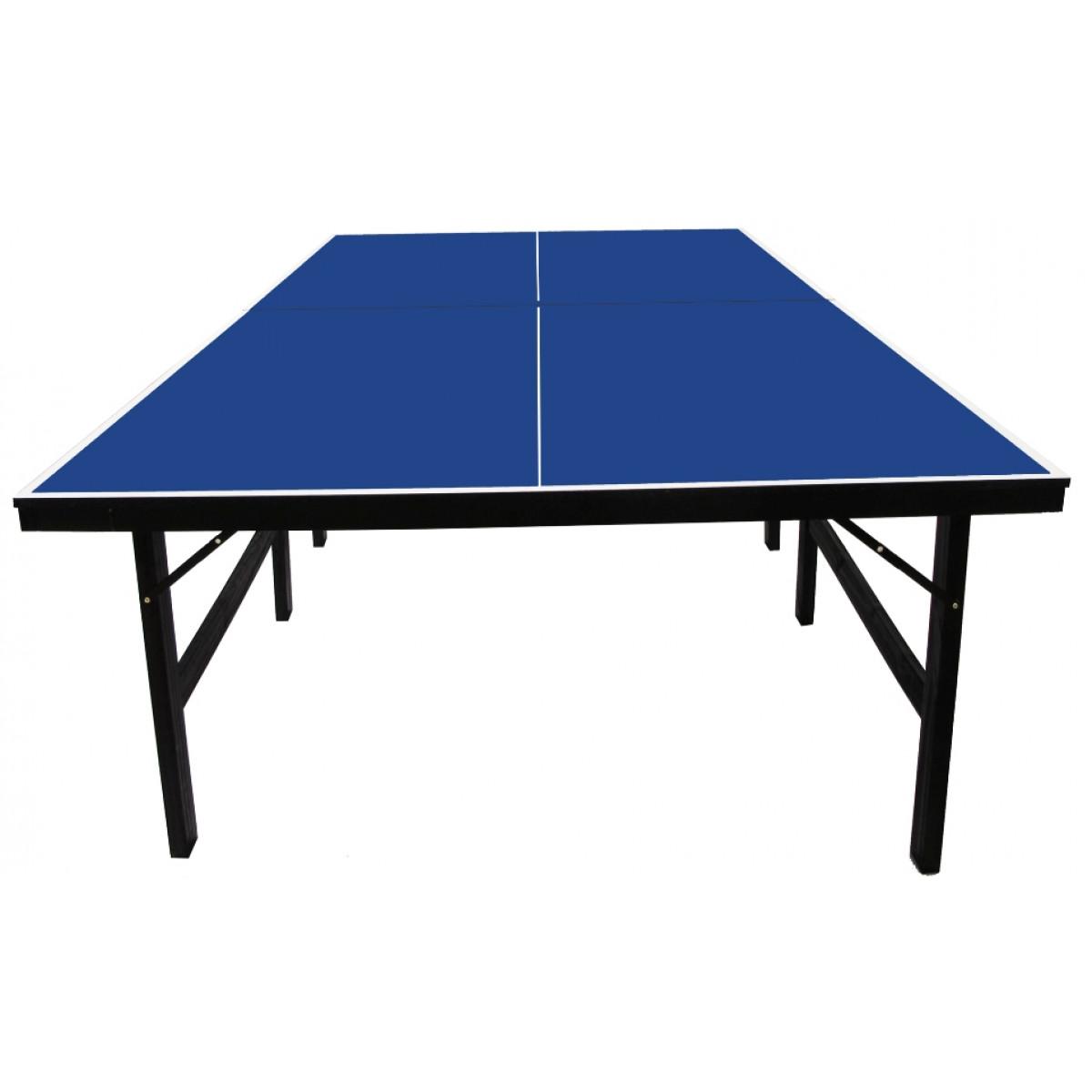 72f34765b Mesa de Tênis de Mesa   Ping Pong - MDF 18mm - Klopf - Cód. 1019 ...