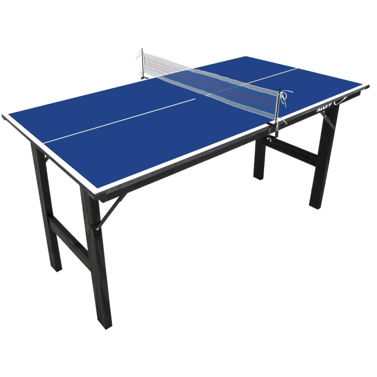 Mini mesa de ping pong klopf 12mm em mdp 1003 for Mesa ping pong carrefour