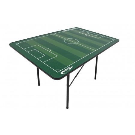 Mesa De Futebol De Botão Com Pé - Klopf - Cód. 1027