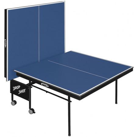 Mesa de Ping Pong Tênis de Mesa c/ Paredão - Azul -  Cód 1086