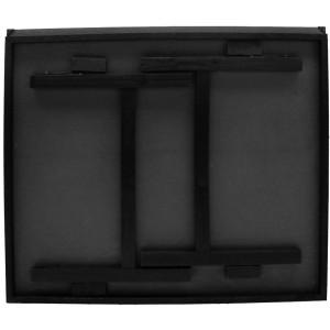 Mesa de Tênis de Mesa / Ping Pong – Black Table - MDP 15mm - Klopf - Cód. 1010