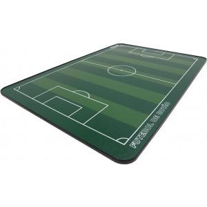 Campo De Futebol De Botão 1028 Klopf - Brinde Traves 4056