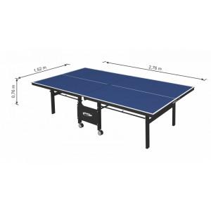 Mesa de Tênis de Mesa / Ping Pong - Com Paredão - MDF 18mm - Klopf - Cód. 1084