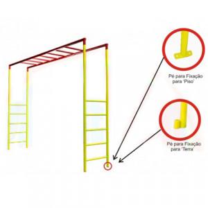 Escada Horizontal - Ferro - EE0101.1