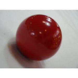 Bola Vermelha Avulsa para Sinuca / Bilhar / Snooker - Cód. 1836