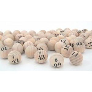 Globo para Bingo Grande - 75 Bolinhas - Treis Reis - Cód. 779G