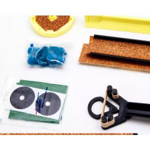 Kit Reparador de Solas Master Tweeten para Tacos de Sinuca - Cód. KR20-117