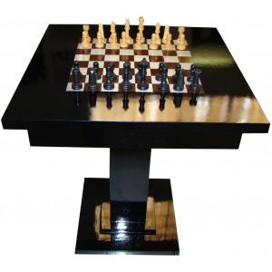 Mesa de Xadrez Laqueada Luxo MR01