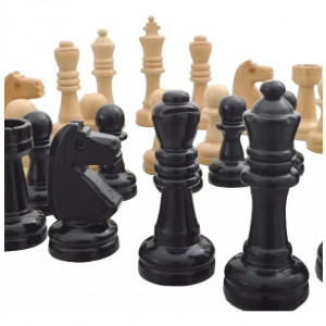 Jogo de Xadrez Completo - Tabuleiro com Gavetas - Cód. 104