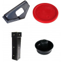 Kit Reparo para Mesa de Aero Hockey / Air Game - Klopf - Cód. 3740