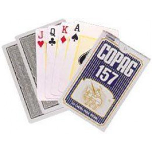 Baralho para Carteado / Poker - Copag 157 - Cód. 0648.4