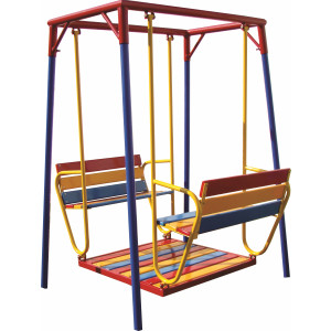 Balanço Gondola - Estrutura Em Aço - EE 0216
