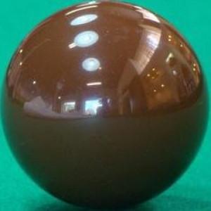 Bola Marrom Avulsa para Sinuca / Bilhar / Snooker - Cód. 1832