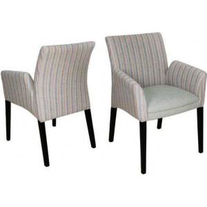 Cadeira para Mesa de Carteado Esplendor com Braços - Fanrrye - Cód. F61