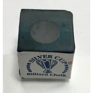 Giz Silver Cup Profissional Para Sinuca / Bilhar / Snooker - Black - Cód. 170816