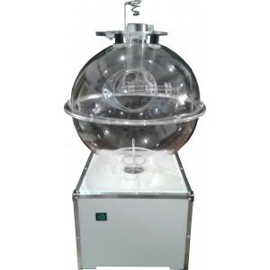 Globo de 50 cm para Sorteio a Ar - Com bolas de Ping Pong 40mm - Esportes Express - Cód. EE1812