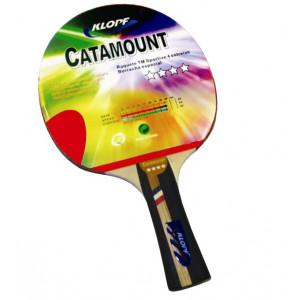 Raquete de Tênis de Mesa - Catamount - Klopf - Cód. 5016